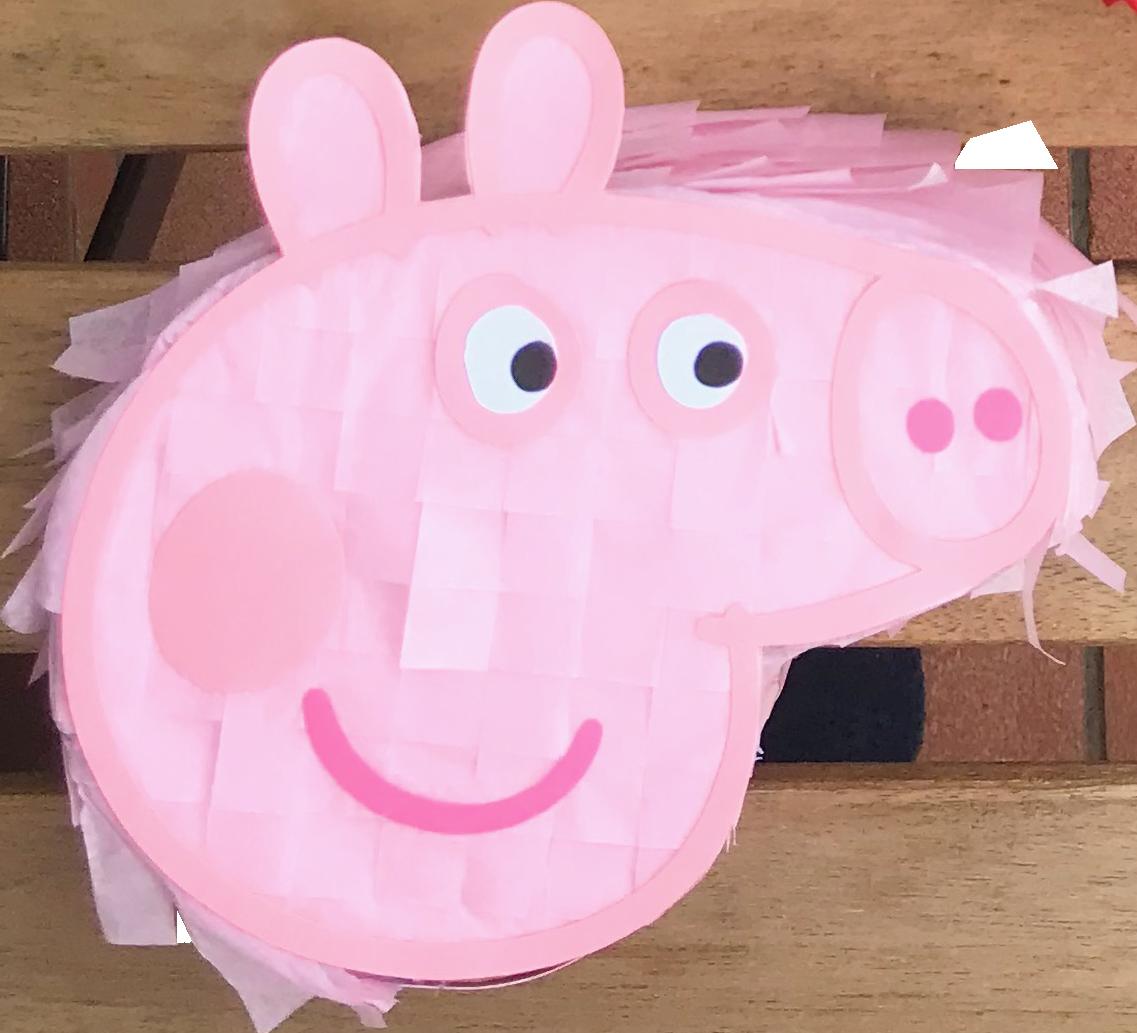 Peppa Pig Mini Piñata