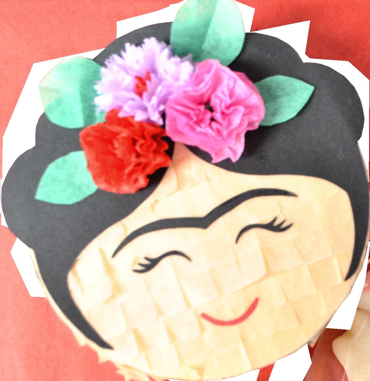 Frida Mini Piñata