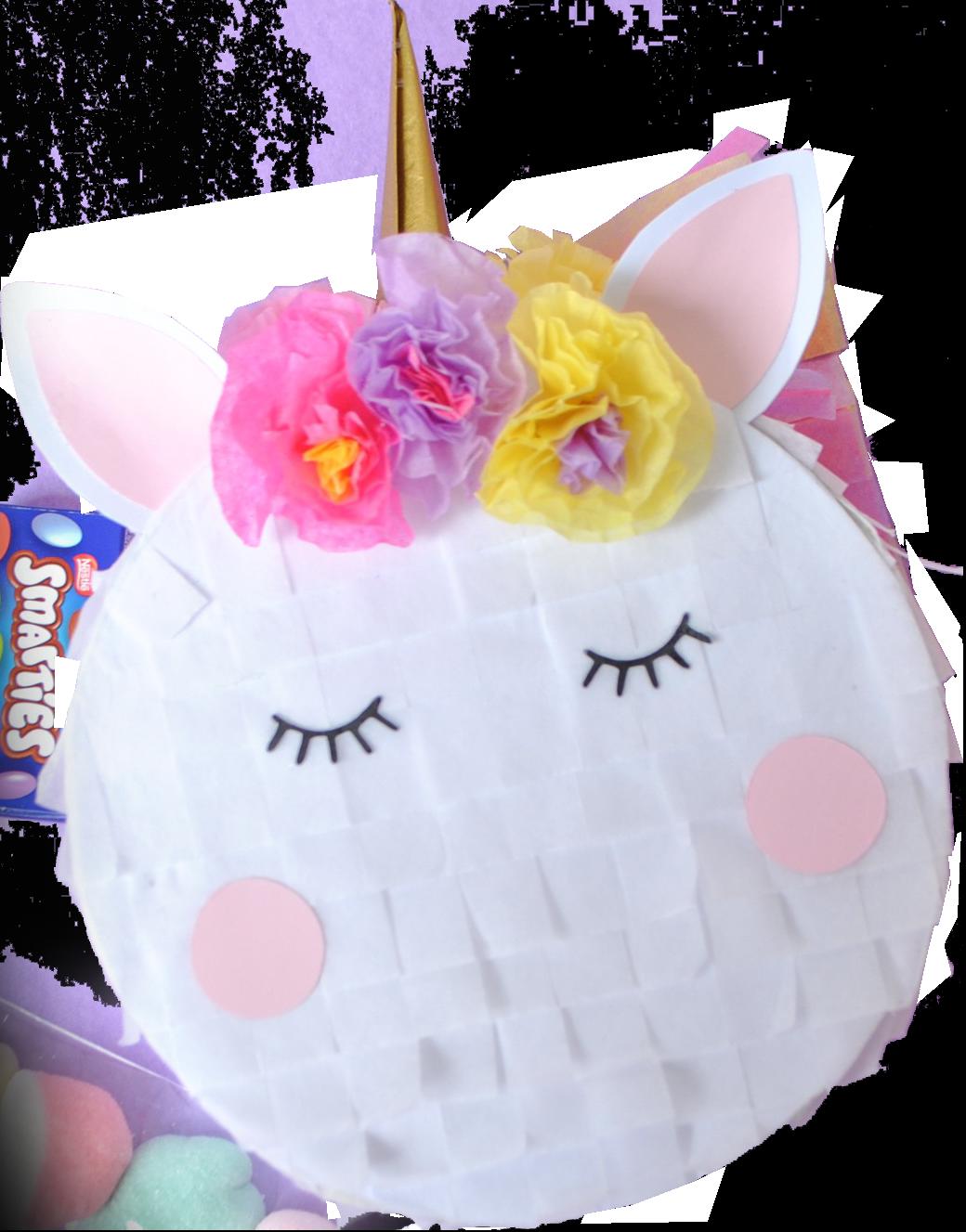 Unicornio Mini Piñata