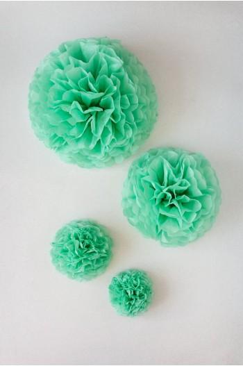 Pompon Corail