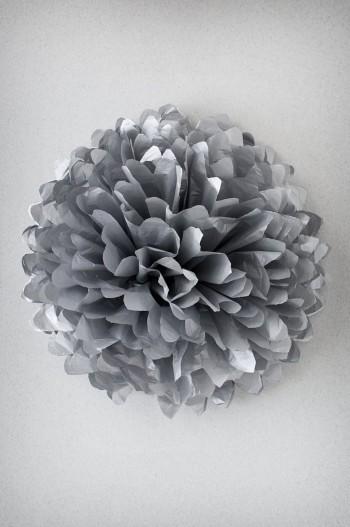 Papel de seda - Argent