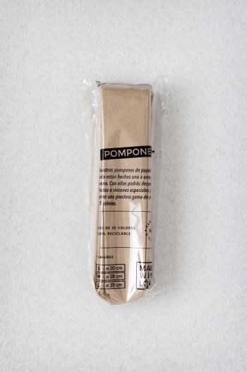Pompon Ecru