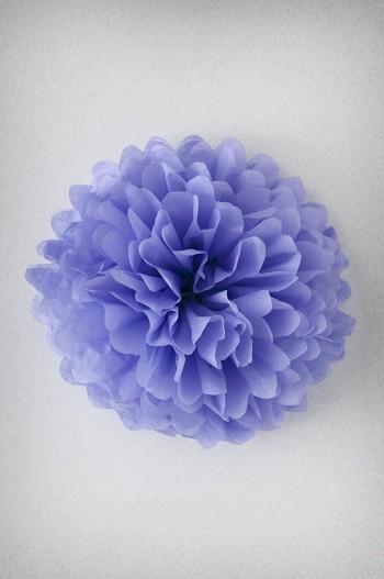 Papel de seda - Lilas