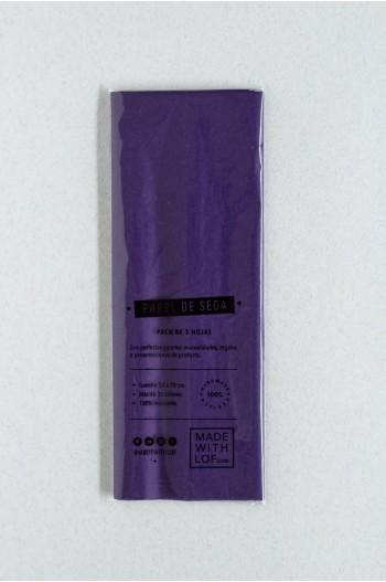 Papel de seda - Violet
