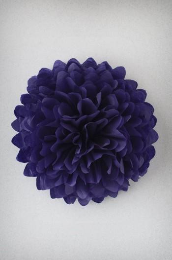 Pompon Violet